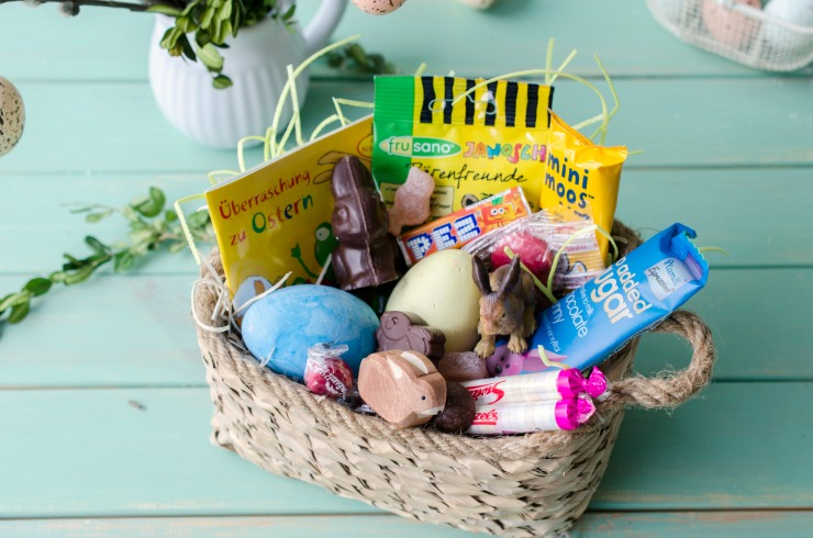 Ideen Für Das Vegane Osterfest Vegane Osterprodukte Für