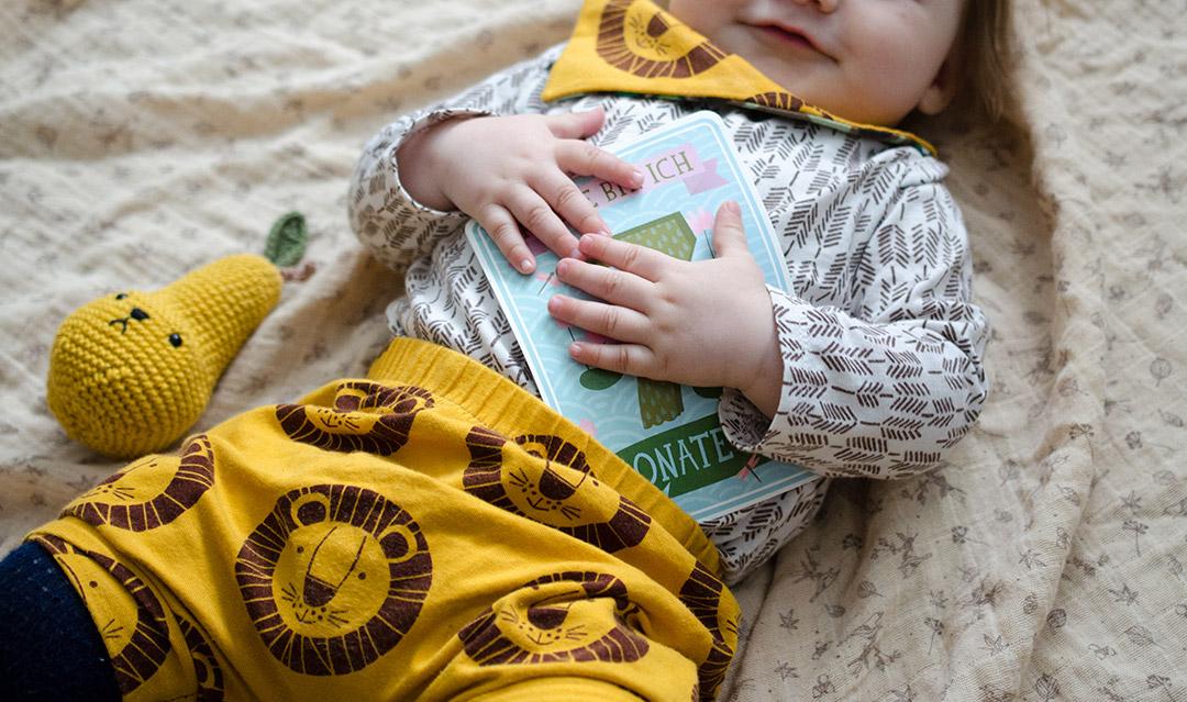 8 Monate Baby Update - Grünspross